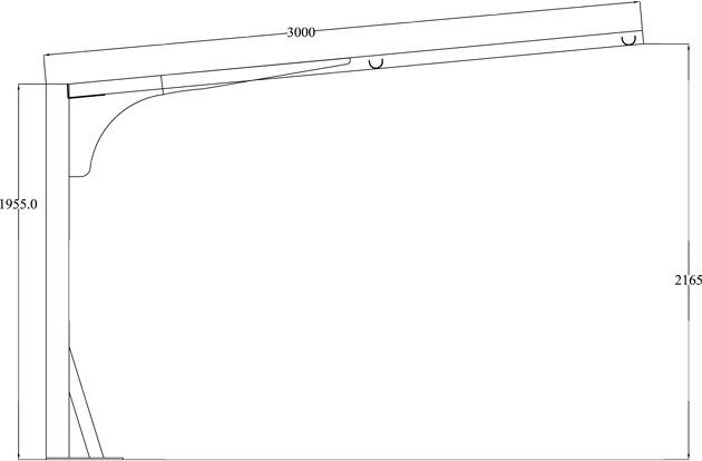 cover perimetrale design